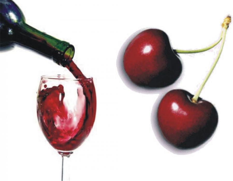 Картинки по запросу вино и вишня