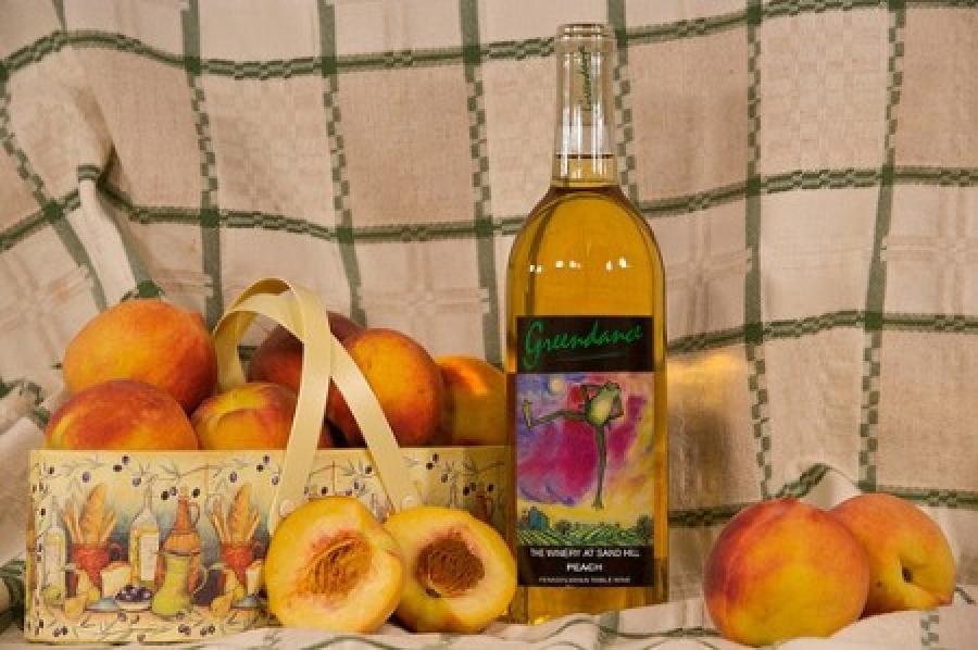 Вино из персика рецепт